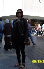 Jacket – Zara Top – Own (See link; www.urbanangels.com) Jeans – River Island
