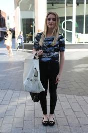 Top – Miss Selfridge Jeans – Topshop Shoes – Primark