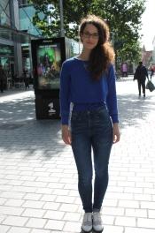 Jumper – Topshop Jeans – H & M Shoes – H & M