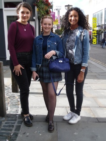 Girls in Liverpool